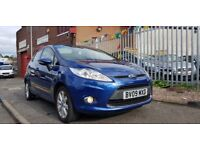 FORD FIESTA 5 DOOR 1.4 ZETEC**IMMACULATE CONDITION**CAM BELT CHANGED**IDEAL FIRST CAR