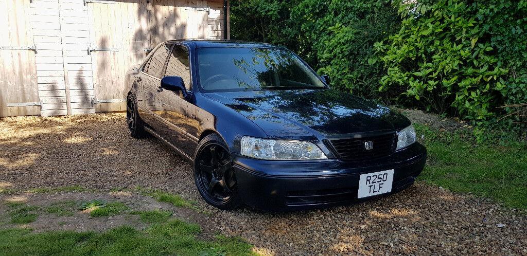 1997 Honda Legend 3 5 V6 in Pacific Blue - Tastefully Modified JDM VIP Long  MOT   in Frinton-on-Sea, Essex   Gumtree