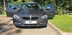 image for AUTOMATIC BMW, 320d Saloon, 64 plate, runflat tyres, full service history, lady owner