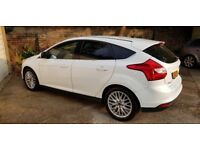 Ford Focus 1.0 125 Ecoboost Zetec (Dec 2013)