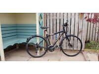 """Ridgeback Dual Track X2.3 18.5"""" frame. Excellent Condition. 2 Available for sale  Penrith, Cumbria"""