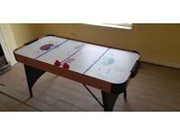 BCE Air Hockey Table BRAND NEW