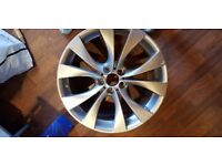 BMW X5 REFURBISHED WHEEL. BARGAIN for this weekend.