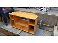 TV stand for sale. Free delivery in Derby.