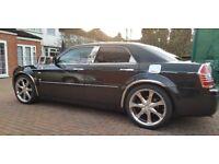 Chrysler 300c CRD auto black
