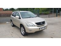 LEXUS RX 350 3.5 SE AUTO 5dr ESTATE, **ONE OWNER FROM NEW**FULL LEXUS HISTORY**IDEAL FOR EXPORT**