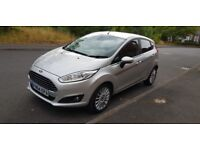 Ford fiesta 1.0 eco boost Titanium with turbo cruise control with 2 key free Road tax