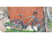 4e067c73a2f Carrera Subway 8 Mountain Bicycle Disc Brakes Fully Serviced 18'' Alloy  Frame