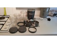 Nutri bullet 600 series and accessories