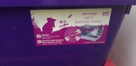XL Hamster Cage