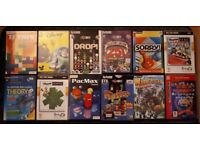 Variety of PC Games