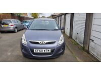 HYUNDAI I20 2011 DIESEL 10 MONTHS MOT WITH NO ADVISORIES FULL SERVICE HISTORY