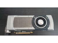 EVGA GeForce GTX 780 3GB graphics card