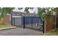 Garage/Parking/Storage: Colston Road Devizes Wiltshire SN10 2BL - NEW DOORS, GATED SITE