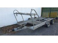 Car Transporter Trailer - Twin Axle