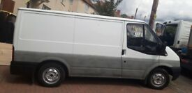 Cleaning business Ford, TRANSIT, Panel Van, 2006, Manual, 2198 (cc)