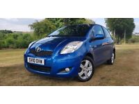Toyota Yaris 1.0 VVT-i TR 3dr 1 OWNER FROM NEW