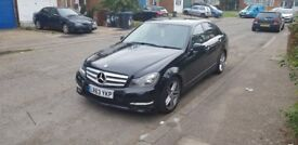 Mercedes-Benz C Class 2.1 C250 CDI AMG Sport 7G-Tronic Plus 4dr. Fully serviced, no accidents.