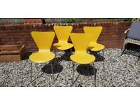 Next bistro chairs set of 4
