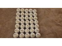 37 srixon ad333 golf balls great condition