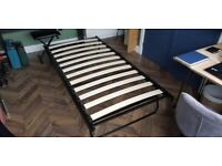 Single Pull out guest bed frame