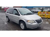 CHRYSLER GRAND VOYAGER + AUTOMATIC + 7 SEATER LEATHERS + ANY OLD CAR PX WELCOME