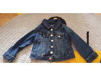 Gap jeans jacket