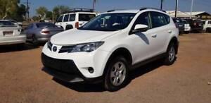 2013 Toyota RAV4 GX Automatic SUV Berrimah Darwin City Preview