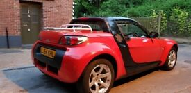 Low Mileage Smart roadster
