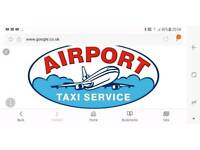 AIRPORT TAXI SERVICE/LOCAL PICK UP- 24 HOUR