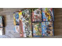 Various lego sets boxed and complete