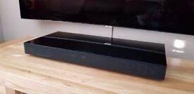 Sony 2.1 channel TV Soundbase speaker with Wifi / Bluetooth (Immaculate condition - complete)