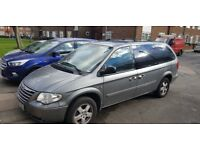 Chrysler Grand Voyager 2.8 CRD Executive