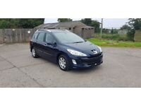 2010 Peugeot 308 Estate - trade in welcone