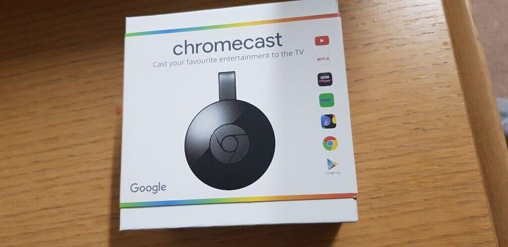 Chromecast | in Milton Keynes, Buckinghamshire | Gumtree