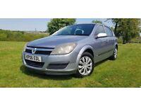 Vauxhall Astra 1.6 i 16v Life 5dr FULL YEAR MOT