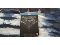 Game of thrones season 4 blu ray