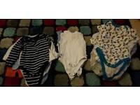 6-9 month boys vests