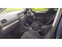VW GOLF 1.4 DSG 7 SPEED AUTOMATIC 2009 160BHP