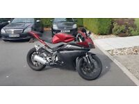 Yamaha YZF R125 + extras - must see.