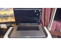 MacBook Pro (15-inch, 2017) Sell/Swap for Video Camera Sony/Panasonic or Mac Pro Tower for Editing