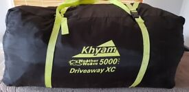 I have for sale a kyham weather weave 5000hh+ driveaway awning With 2