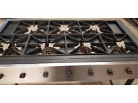 Commercial/Catering Gas Curry cooker Cooking Burners 7 Ring Burner 7 Hob Cooker