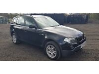 BMW XR 2 LITRE TURBO DIESE 6 SPEED MANUAL BLACK