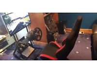 Thrustmater TX Xbox One / PC GT Omega Racing Rig