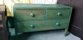 Vintage Chest of (3) drawers