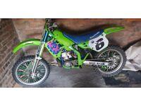 1991 Kawasaki kx250 super evo class