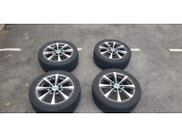 15 inch aftermarket alloys
