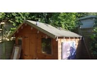 8ft x 6ft Apex Roof Shed FREE
