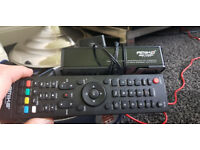 AMIKO MINI COMBO TV/SATELITE BOX FULLY LOADED ALL CHANNELS SUBSCRIBED TILL DECEMBER JANUARY